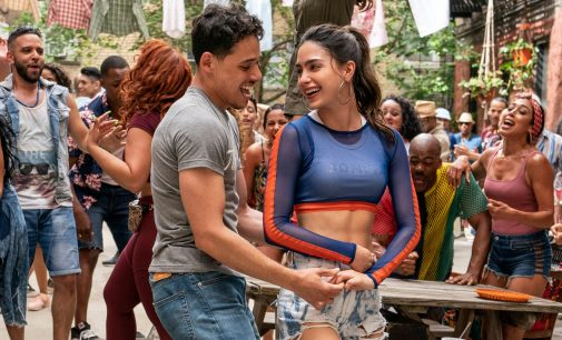 'In the Heights' is the musical event of the summer