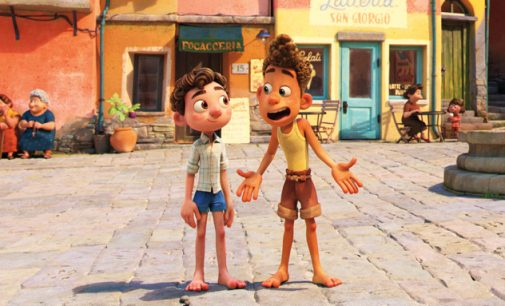 'Luca' emphasizes the joy in navigating life
