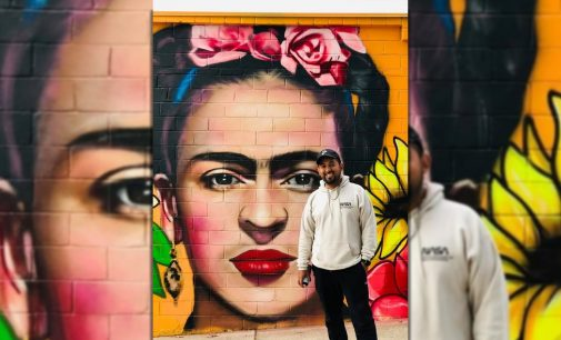 Fort Worth artist brings people together through murals