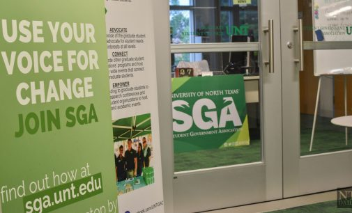SGA hosts special session on DCTA GoZone