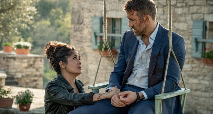 'The Hitman's Wife's Bodyguard' fails to protect audiences from a lackluster sequel