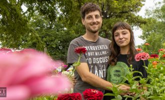 Green Valley Gardens brings flowers, nature to local community