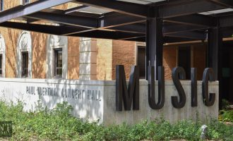 University concert stage returns to Arts & Jazz festival after receiving outside funding