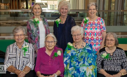 Dining services retirees see the future of dining at UNT