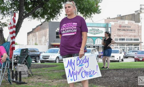 Rally to protect sexual assault survivors aimed to create exceptions in Texas 'heartbeat bill'