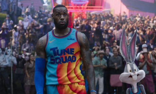 'Space Jam: A New Legacy' has no soul and I must groan