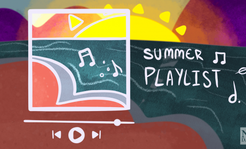 Songs to add to your summer playlist