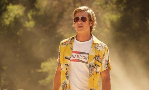 'Once Upon a Time in Hollywood' is an exceptional literary debut for Quentin Tarantino