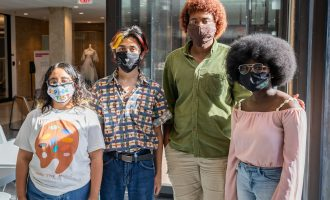 BIPOC Artist Association forms to create community within CVAD