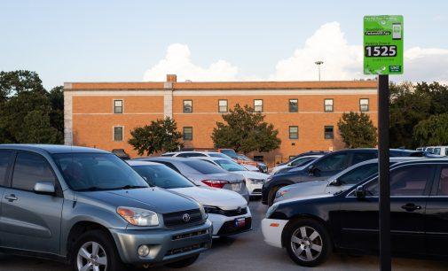 Students express parking frustration as semester starts