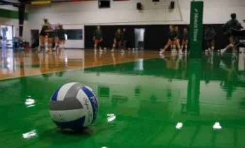 Recap: Volleyball drops season opener to McNeese State