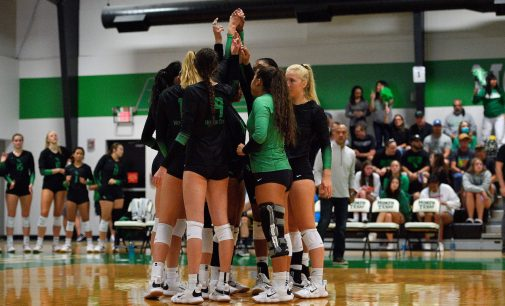Recap: Volleyball falls in conference opener against Rice