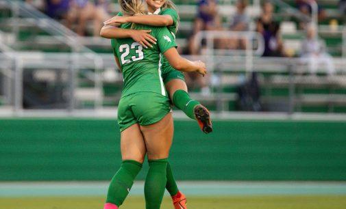 Recap: Soccer gets the win in Denton