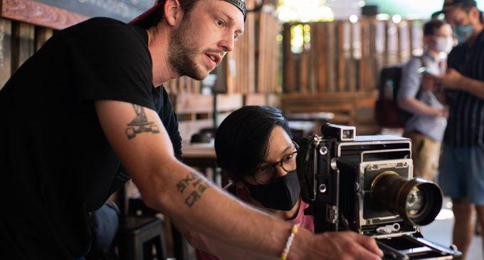 Instant film convention brings photo enthusiasts to Denton