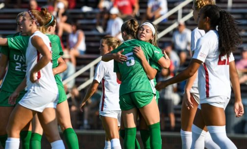 Recap: Soccer laments missed opportunities after a tie against Oklahoma