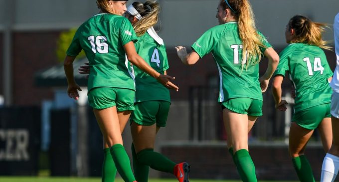 Soccer looking to get back into the win column this weekend