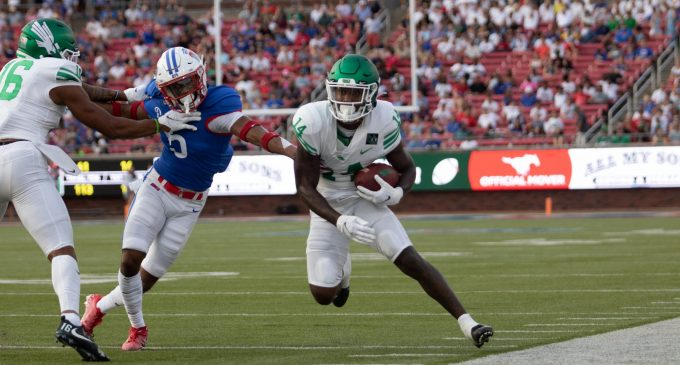 RECAP: SMU outlasts football in 35-12 contest Saturday night
