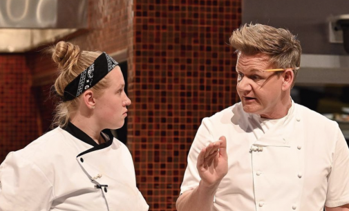 Denton chef competes in 'Hell's Kitchen' 20th season