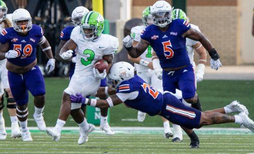 RECAP: Football dominates opener versus Northwestern State 44-14