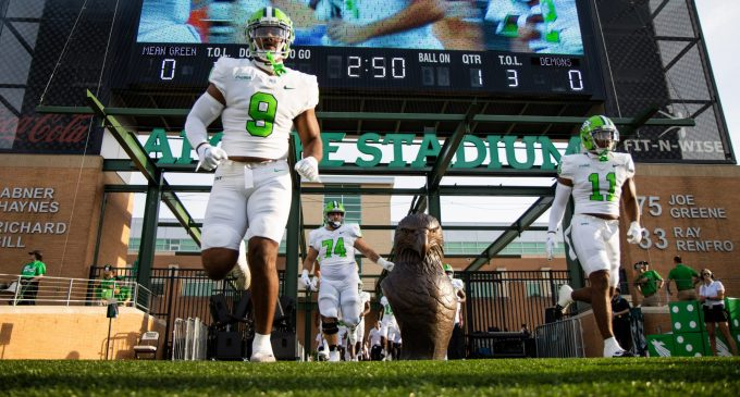"""It's a big game:"" Football set to take on Southern Methodist University Saturday"