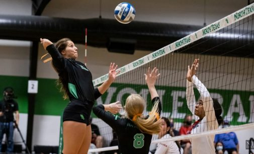 Preview: Volleyball looks to continue early success in the North Texas Challenge