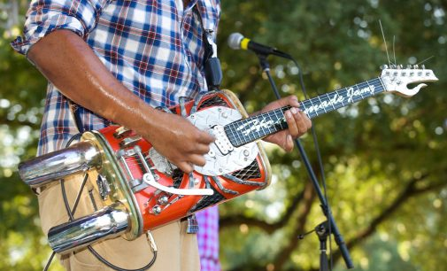 Denton Blues Fest brings iconic music to Quakertown Park