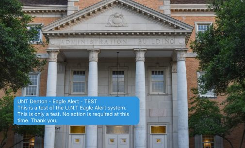University officials address the use of the Eagle Alert emergency system