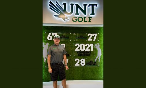 Home sweet home: Golf program opens brand new facility
