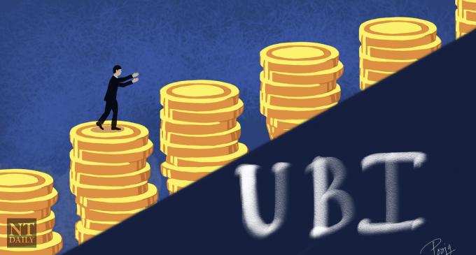Universal Basic Income is the way to go