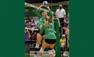 ICYMI: Unsung heroes shine in volleyball's win over Abilene Christian University