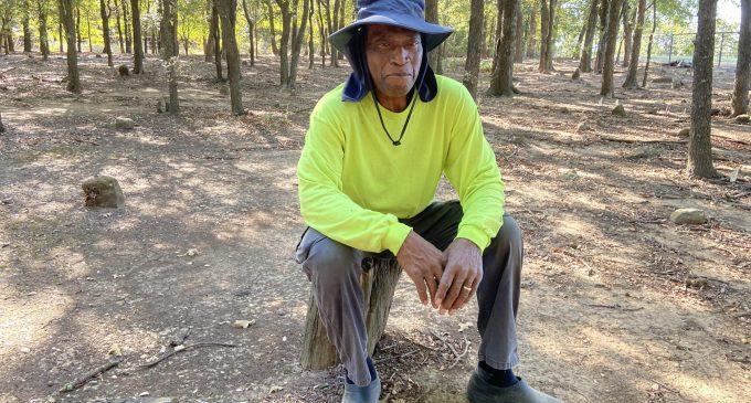 Denton activist works to restore historic Black cemetery