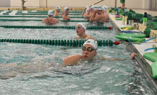 Swim prepares for the new season with high expectations