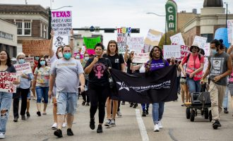 Coalition hosts abortion justice rally, aims to mobilize community