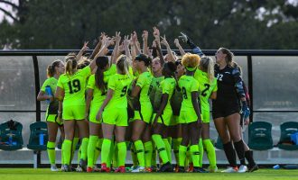 Soccer looks to improve scoring as playoffs approach