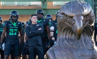 UNT football anticipated to be part of six-team expansion to American Athletic Conference